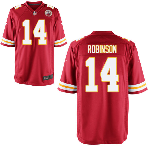 Demarcus Robinson Youth Nike Kansas City Chiefs Limited Red Jersey